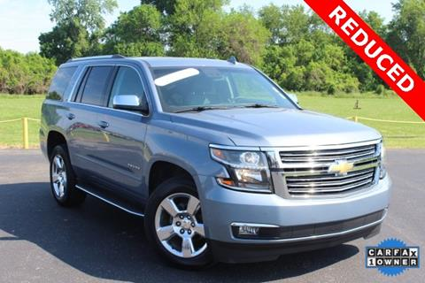 2016 Chevrolet Tahoe for sale in Marietta, OH