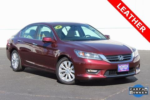 2014 Honda Accord for sale in Marietta OH