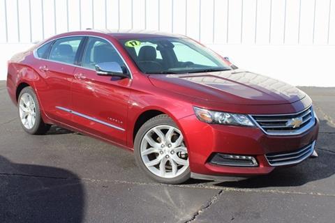 2017 Chevrolet Impala for sale in Marietta, OH