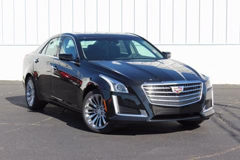 2018 Cadillac CTS for sale in Marietta, OH