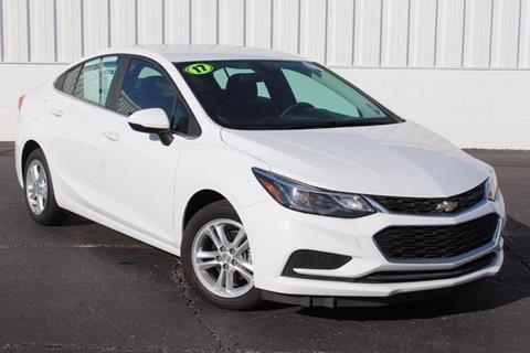 2017 Chevrolet Cruze for sale in Marietta, OH