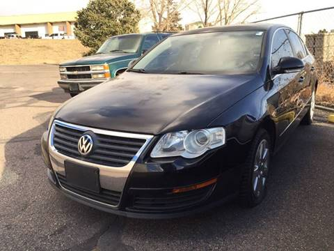 2006 Volkswagen Passat for sale at Cherry Motors in Castle Rock CO