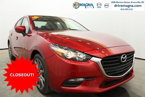 2018 Mazda MAZDA3 for sale in Evansville, IN