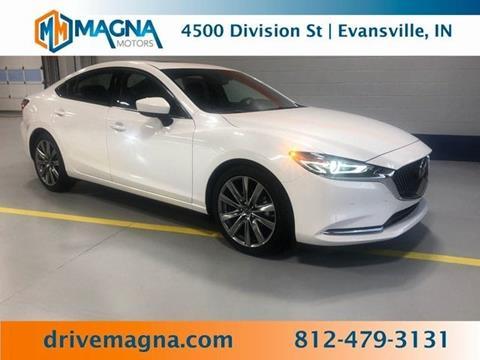 2018 Mazda MAZDA6 for sale in Evansville, IN