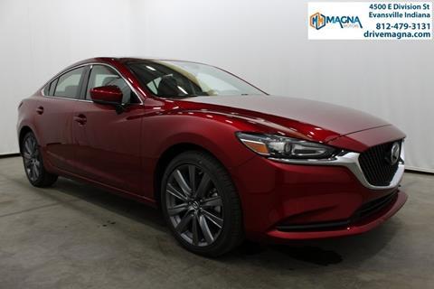 2019 Mazda MAZDA6 for sale in Evansville, IN