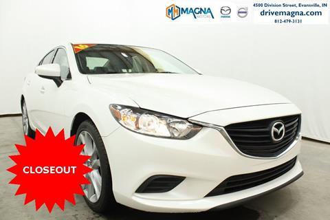 2016 Mazda MAZDA6 for sale in Evansville, IN