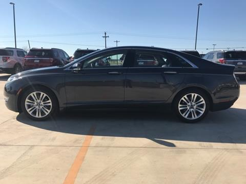 2013 Lincoln MKZ for sale in Lockhart TX