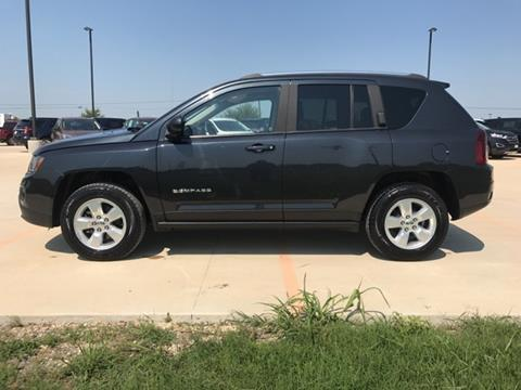 2015 Jeep Compass for sale in Lockhart, TX