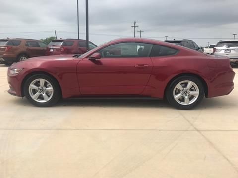 2017 Ford Mustang for sale in Lockhart, TX