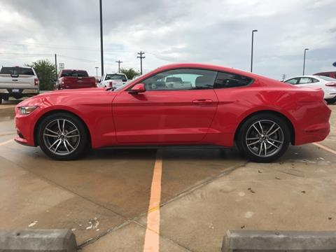 2017 Ford Mustang for sale in Lockhart TX