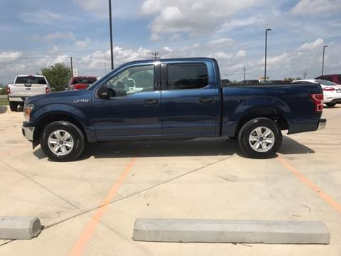 2018 Ford F-150 for sale in Lockhart, TX