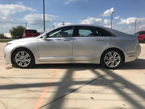 2016 Lincoln MKZ for sale in Lockhart, TX