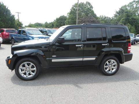 2012 Jeep Liberty for sale in Siloam NC