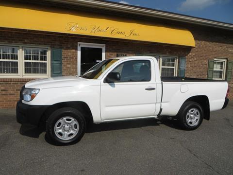 2014 Toyota Tacoma for sale in Siloam NC