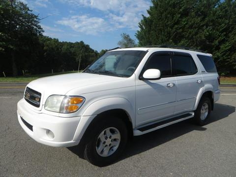2001 Toyota Sequoia for sale in Siloam NC