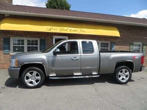 2009 Chevrolet Silverado 1500 for sale in Siloam NC