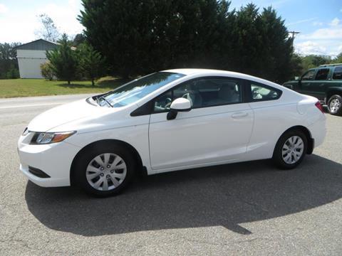 2012 Honda Civic for sale in Siloam, NC