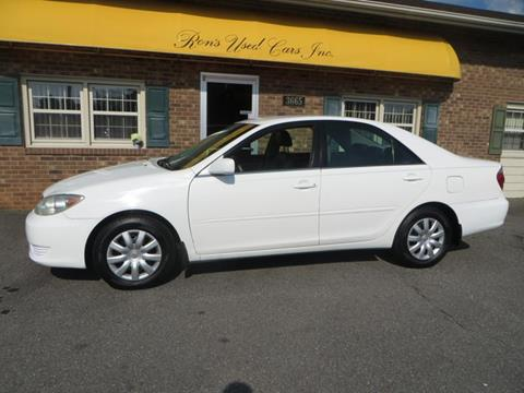 2005 Toyota Camry for sale in Siloam NC