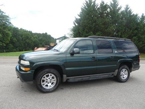 2001 Chevrolet Suburban for sale in Siloam NC