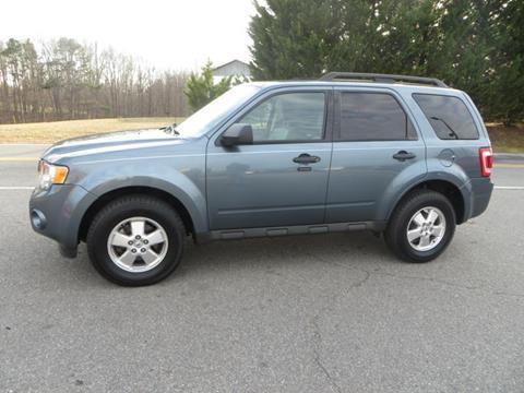 2012 Ford Escape for sale in Siloam NC