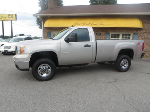 2009 GMC Sierra 2500HD for sale in Siloam, NC
