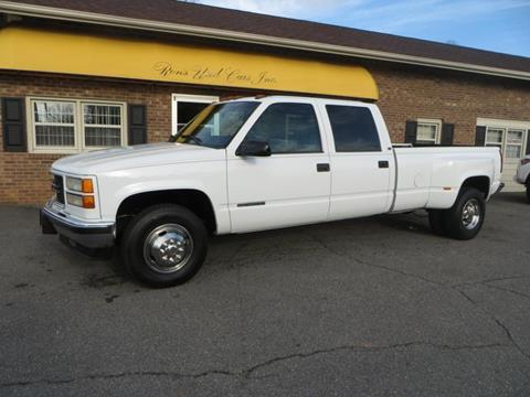 2000 GMC C/K 3500 Series for sale in Siloam, NC