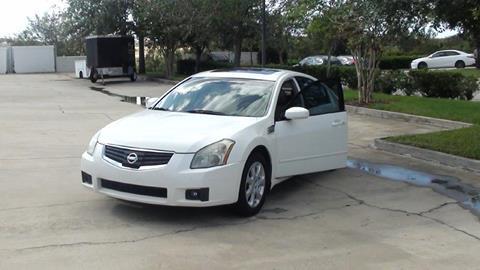 2007 Nissan Maxima for sale in Winter Garden FL