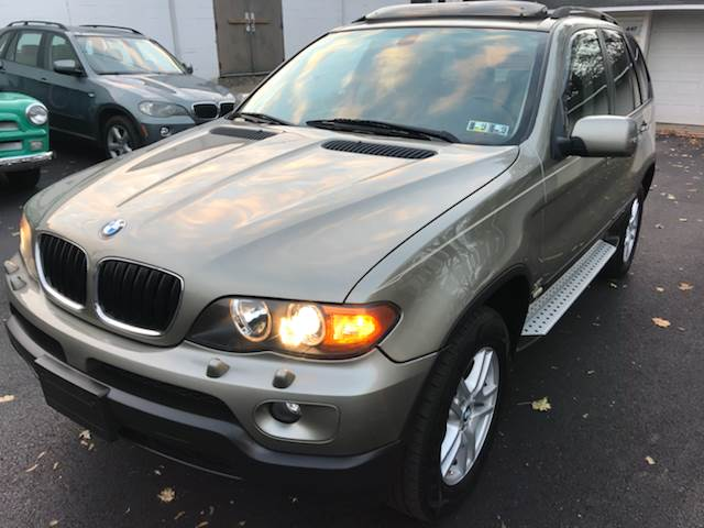 2005 BMW X5 for sale at Alexander Antkowiak Auto Sales in Hatboro PA