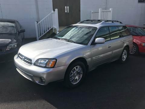 2004 Subaru Outback for sale at Alexander Antkowiak Auto Sales in Hatboro PA