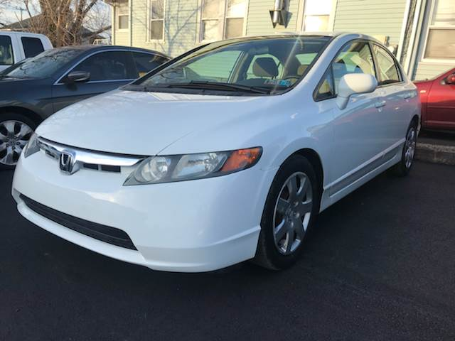 2007 Honda Civic For Sale >> 2007 Honda Civic Lx Alexander Antkowiak Auto Sales