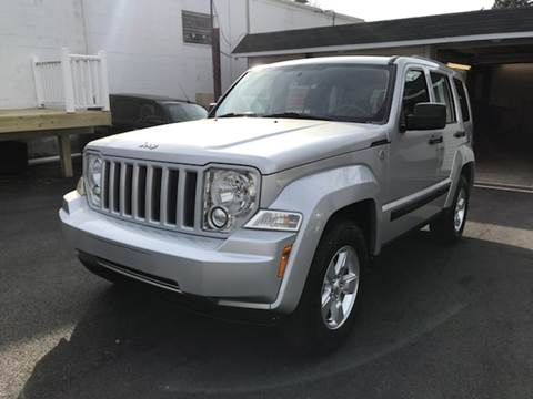 2010 Jeep Liberty for sale at Alexander Antkowiak Auto Sales in Hatboro PA