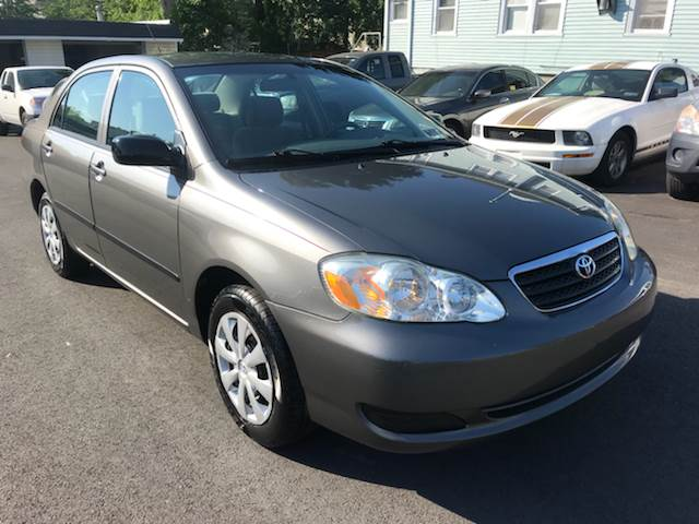 2005 Toyota Corolla For Sale At Alexander Antkowiak Auto Sales In Hatboro PA