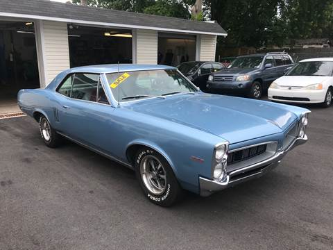 1967 Pontiac Le Mans for sale in Hatboro, PA