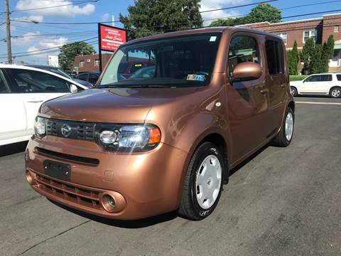 2011 Nissan cube for sale at Alexander Antkowiak Auto Sales in Hatboro PA