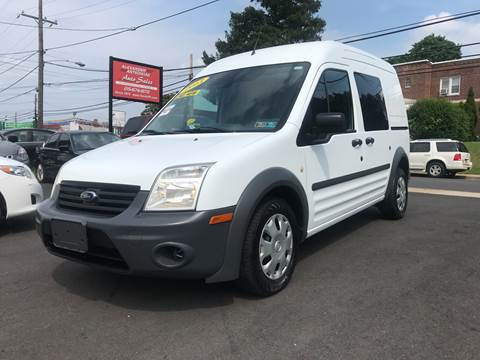 2013 Ford Transit Connect for sale at Alexander Antkowiak Auto Sales in Hatboro PA