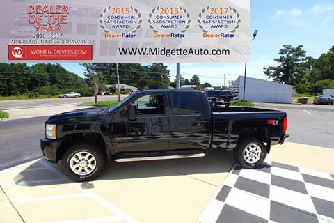 2014 Chevrolet Silverado 3500HD for sale in Harbinger, NC