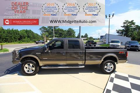 2007 Ford F-350 Super Duty for sale in Harbinger NC