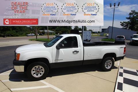2012 GMC Sierra 1500 for sale in Harbinger, NC