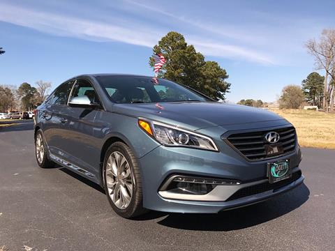 2015 Hyundai Sonata for sale in Harbinger, NC