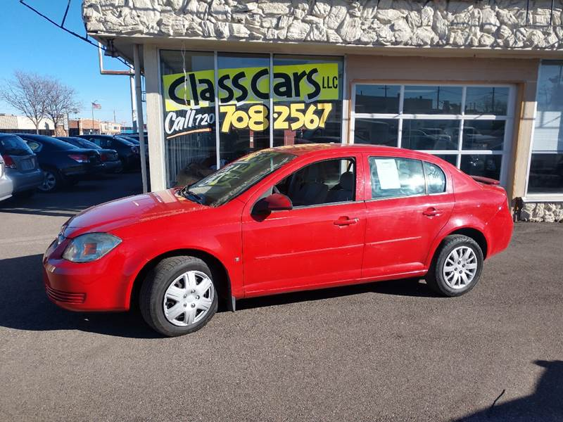 2009 Chevrolet Cobalt LT In Lakewood CO - Class Cars LLC