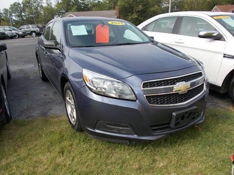 2013 Chevrolet Malibu for sale in Godfrey IL
