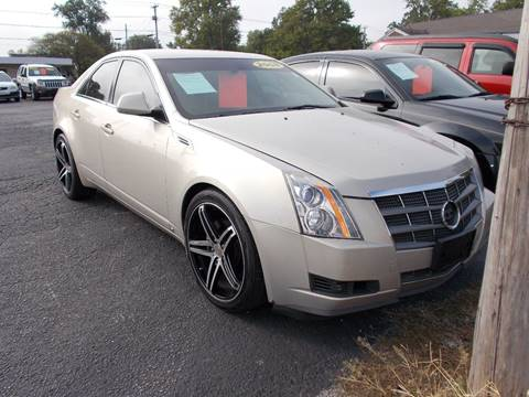 2008 Cadillac CTS for sale in Godfrey IL