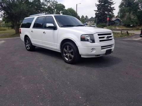 2009 Ford Expedition EL for sale in Elizabeth CO