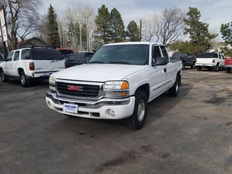 2003 GMC Sierra 1500 for sale in Elizabeth, CO