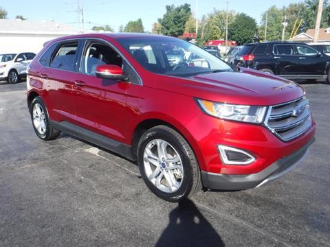2017 Ford Edge for sale in Ottawa, IL