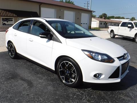 2014 Ford Focus for sale in Ottawa IL