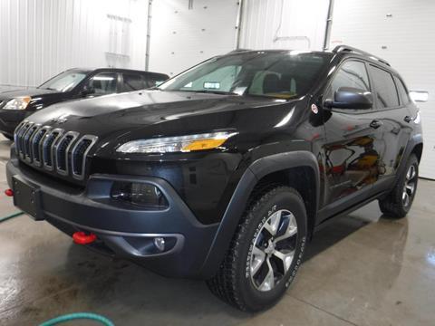 2016 Jeep Cherokee for sale in Ottawa, IL