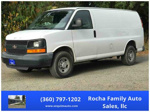 2008 Chevrolet Express Cargo for sale in Sequim WA