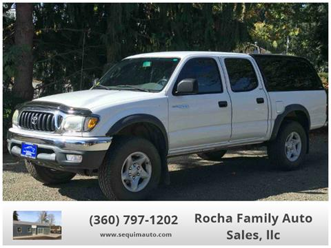 2002 Toyota Tacoma for sale in Sequim WA