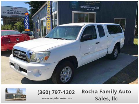 2008 Toyota Tacoma for sale in Sequim WA